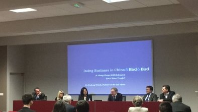 Conférence « Doing business in China in 2017 »