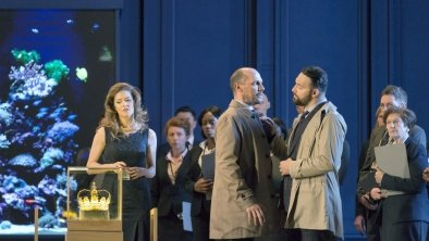 Opéra : coproduction lyonnaise de Lessons in Love and Violence de George Benjamin