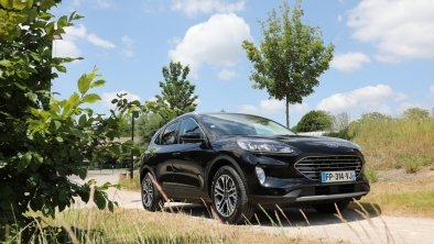 Ford Kuga 3 plug-in hybrid 2020 : promesses électriques tenues